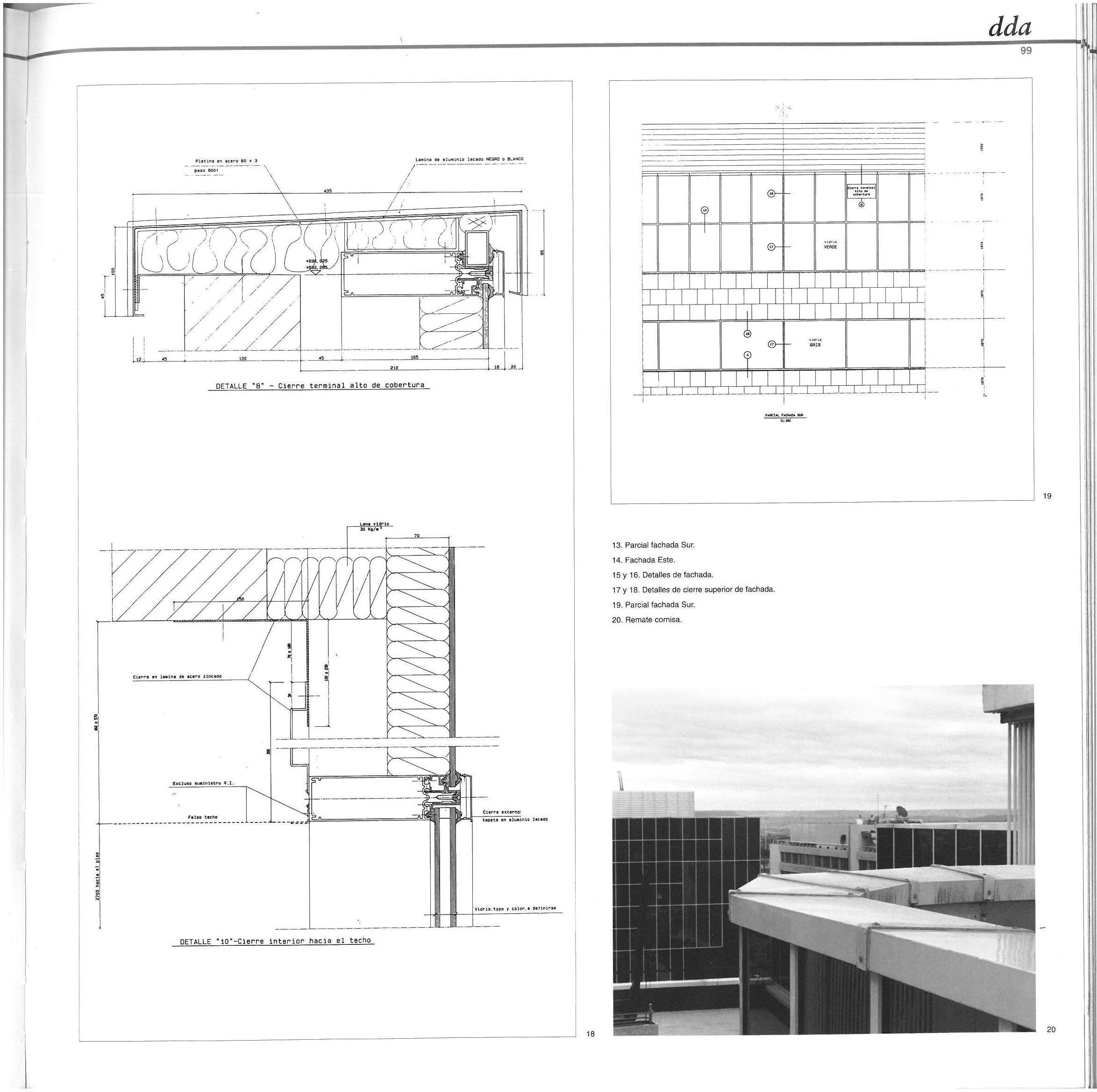 Detalles arquitectura estudio arquitectura argesplan 2000 - Estudio arquitectura bilbao ...
