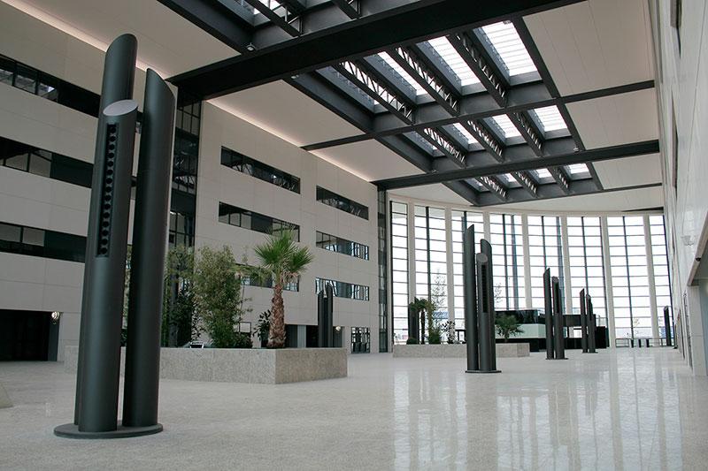 Plataforma log stica plaza en zaragoza estudio arquitectura argesplan 2000 - Estudio arquitectura zaragoza ...